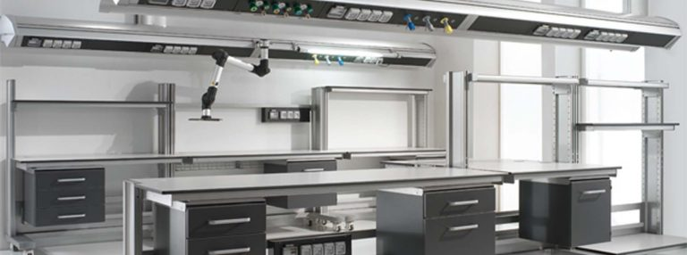 AT Villa modular lab equipment