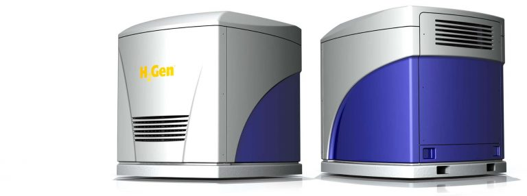 H2Gen hydrogen generators.