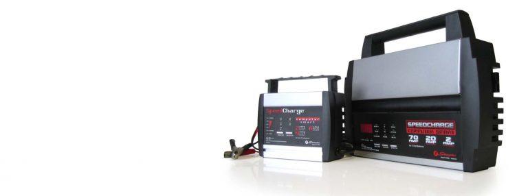 Schumacher SpeedCharge battery system