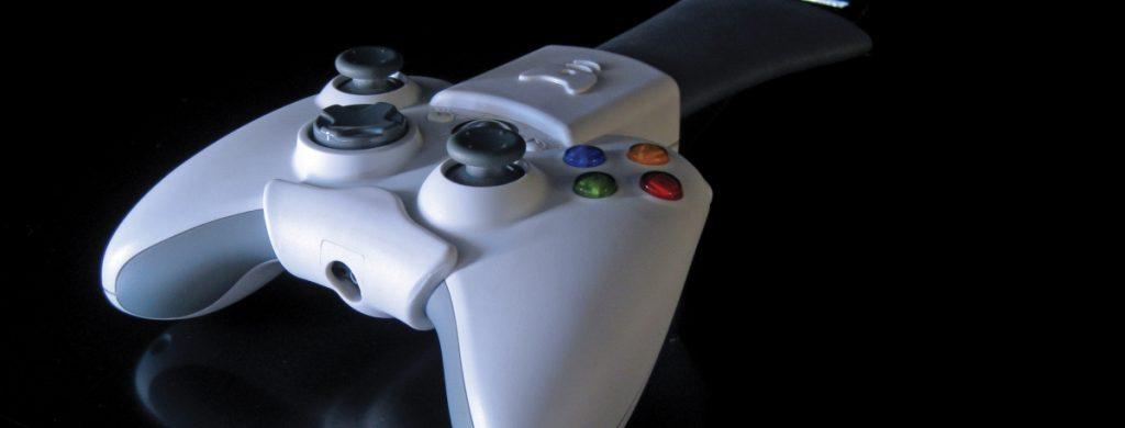 Microsoft Xbox Controller.