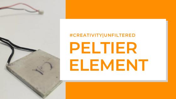 Peltier Element graphic blog cover