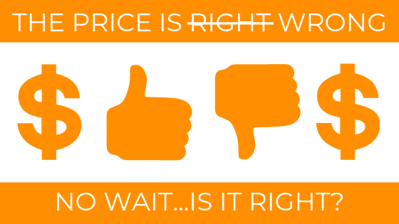 Price is Right: How to Price your Product