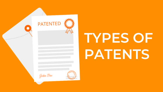 Different Patent Types