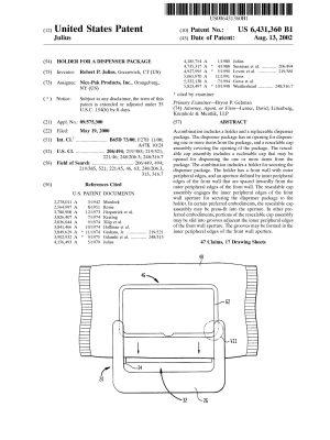 US6431360B1-Holder-for-Dispenser-Package-1.jpg